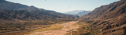 ARGENTINE - Vallée de Tilcara -