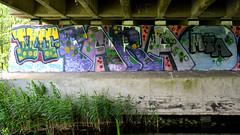 graffiti amsterdam (wojofoto) Tags: schellingwouderbrug farao amsterdam graffiti streetart wojofoto wolfgangjosten nederland netherland holland