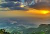 Sunset at Yercaud hills. (vinaayagamurthy) Tags: sunset canon flickr sunsets hdr highdynamicrange yercaud beautifulsky beautifulsunset canonphotography incredibleindia besthdr hdrlandscape exploreindia teamcanon worldinhdr 5dmark3 shervaroys canon5dmark3