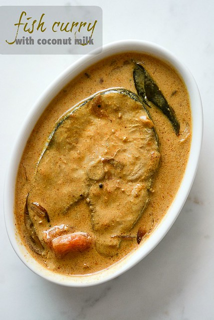Easy Fish Curry Recipe with Coconut Milk - Coconut Milk Fish Curry ...