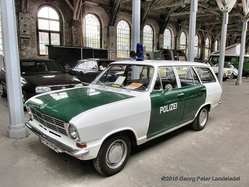 Opel Kadett B Caravan 1970 Polizei - Mülheim - Alte Dreherei_7838_2015-06-20