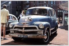 Chevrolet Panel Van / 1954 (Ruud Onos) Tags: chevrolet panel 1954 van chevroletpanelvan be8125 chevroletpanelvan1954