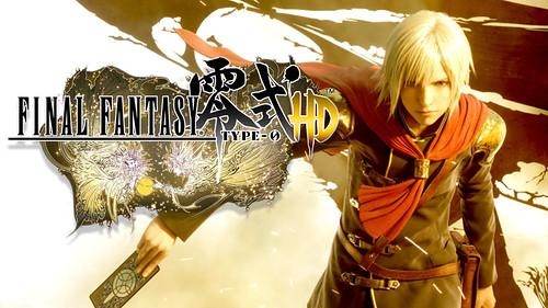 Final Fantasy Type 0 Hd Main Character Hd Wallpaper