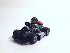 ZetoVince's Kart MOD (UndercoverWookiee) Tags: lego kart gocart cart gokart zetovince