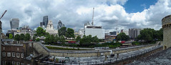 The City from The Tower (Adam Berndt) Tags: uk greatbritain england panorama london unitedkingdom 30stmaryaxe toweroflondon towerhill thegherkin cityoflondon thetower 20fenchurchstreet devereuxtower flinttower portoflondonauthoritybuilding leadenhallbuilding