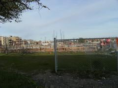 DSCF0054 (bttemegouo) Tags: quartier 54 condo montréal montreal rosemont 790 construction phase 1 rachel julien chateaubriand 5661 batiment ville architecture