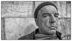 John the Hat (The Naked Ape) Tags: 黑白攝影 hh photographer streetphotographer blackandwhite london hughhill bw photography urban blackwhite чернобелая фотография уличная городской urbano fotografíacallejera thenakedape hughhillbw the 21stcenturyphotography 最好的照片 streetphotography portraits people social anthropology life photo global old face diversity unique homeless