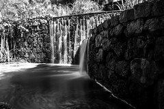 Silk waterfall (matteo_anedda) Tags: italy white black verde water waterfall long exposure italia sardinia pentax filter nd cagliari 18mm k50 silkeffect