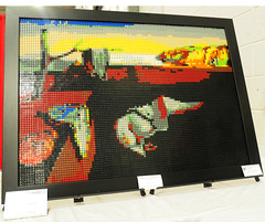 VA BrickFair 2015 Mosaic (EDWW day_dae (esteemedhelga)) Tags: lego mosaic bricks minifigs moc minifigures edww brickfair daydae esteemedhelga vabrickfair2015 afolarthurgugick