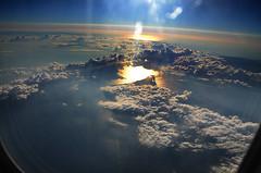 Alba sullo Stretto (roberto_86) Tags: sky cloud clouds dawn nikon nuvole nuvola alba sicily calabria aereo sicilia aerei aricraft d7000