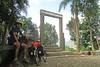 I'm in Banyuwangi (Raditya Jati) Tags: banyuwangi eastjava bicycletouring travelling panniers