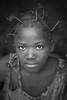 Burkina faso: enfant de l'ethnie Sénoufo. (claude gourlay) Tags: burkinafaso burkina afriquedelouest claudegourlay portrait retrato ritratti people enfant child banfora ethnic ethnie sénoufo noiretblanc blackandwhite nb bw