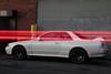 1989 Nissan Skyline GT-R (vetaturfumare - thanks for 2 MILLION views!!!) Tags: rhd nissan r32 bnr32 skyline godzilla gtr rpmnyc rpm nyc jdm white rims night light paint streak 日産 スカイライン 1989