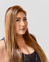 Trina (Tex Texin) Tags: model soledad trina author chef female ginger girl host newscaster portrait redhead headshot