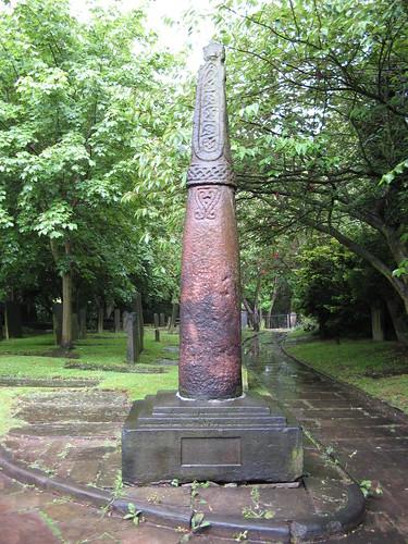 Leek: St Edward's Churchyard (Staffordshire)
