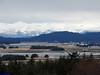Juneau International Airport / PAJN (B737Seattle) Tags: march 2016 juneau alaska vanderbilt hill mendenhall valley lemon creek wetlands mountains international airport runway pajn jnu timothy kalweit b737seattle nikon coolpix p510 cloudy