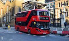 HA28 Arriva London (KLTP17) Tags: ha28 adl enviro400 city london arriva 133 liverpoolstreet brandnew lk66gzw streatham bn