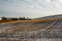 Pitcaple Landscape 1 (Bob Hetherington) Tags: pitcaple grampian scotland aberdeenshire winter frost panasonic li lumix gx7 micro43 fields scenic landscape