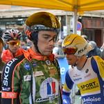 Yann GUYOT (FRA/Armée de Terre) est un coureur cycliste français né le 26 février 1986 à Vannes, membre de l'équipe Armée de Terre thumbnail