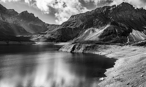 Luner See - Austria (Inspired by Ansel Adams)