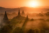 A Bagan Sunset (Travel In Focus) Tags: lpultimate leefilters bagan pagoda sunset temples pagodas buddhism burma myanmar sunlight a7rii sony 70200mm gm