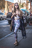 Alt Style (ViewFromTheStreet) Tags: allrightsreserved blick blickcalle blickcallevfts calle copyright2016 pennsylvania philadelphia photography south southstreet stphotographia streetphotography viewfromthestreet amazing beautiful beauty blonde bracelet candid classic eclectic fashion fashionable female haltertop midriff portrait pretty sandals scarf street streetportrait style stylish tyedye vftsviewfromthestreet woman yogapants ©blickcallevfts ©copyright2016blickcalle