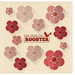 free vector Happy Chinese New Year 2017 Year Of the Rooster Flowers Background (cgvector) Tags: 2017 animal art background banner bird card celebration character chicken chinese concept coupon cover design discount drawing ethnicity fashion flowers gold graphic greeting happy holiday horoscope illustration market new offer poster price red rooster sale shopping sign special sticker style symbol template traditional trendy tribal vector web year zodiac newyear happynewyear winter party chinesenewyear wallpaper color event happyholidays china winterbackground