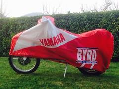 YAMAHA YZ250WR 1990 - BYRD FACTORY (WIDE RATIO '90s SERIES RESTORE TEAM) Tags: yz 250 wr yamaha byrd 1900 dirtbike moto enduro