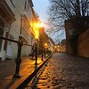 Cobbles on Steep Hill at dusk. #OMGB #LoveLincoln (Visit Lincoln Instagram) (Joel (Visit Lincoln)) Tags: lincoln lincolnshire england britain