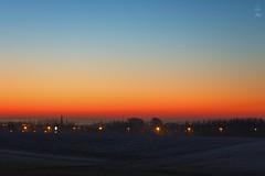 Mercury at dawn - Mercure à l'aube - 19/01/2017 - Berloz (Be) (Geoffrey Maillard) Tags: aube aurore matin lever de soleil mercure planète planètes dégradé chaud froid contraste neige gel sunrise sonnenaufgang sonne sun atmosphère atmosphere mercury snow schnee landscape paysage hesbaye belgique belgien belgium belgie landschaft freeze freezing cold warm contrast kontrast kalt astronomy planets planet berloz liège morning morgen day tag sky
