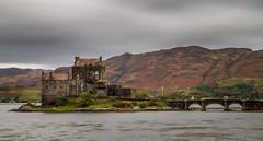 Eileann Donan Castle (don't count the pixels) Tags: scotland kyleoflochalsh eileanndonancastle castles longexposure ndgrad filters movement capturingmovement sky clouds bridge scottishhighlands highlandsandislands