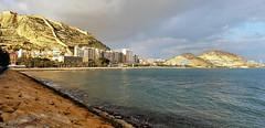 Alicante (Meino NL) Tags: alicante benacantil kasteelvansantabárbara costablanca provincievalencia middellandsezee mediterranean españa spain spanje