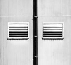 Symmetry (jefvandenhoute) Tags: belgium belgië belgique brussels brussel bruxelles light lines shapes nikond800 photoshopcs6 monochrome blackandwhite