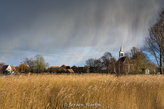 Zuiderwoude (Joep10) Tags: europe holland netherlands noordholland zuiderwoude cloudforest clouds landscape outdoor