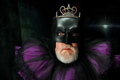 Renaissance Man (Studio d'Xavier) Tags: werehere tutus renaissanceman batman tiara usa 365 january252017 25365 purple