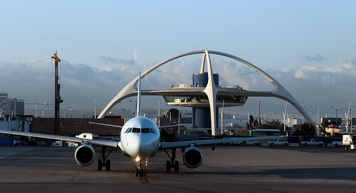 LAX Airport Icon by Prayitno / Thank you for (7 millions +) views, on Flickr