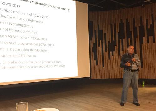 Asamblea RedPOP Medellín, Colombia