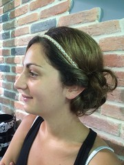 """Coiffure bohème headband • <a style=""""font-size:0.8em;"""" href=""""http://www.flickr.com/photos/115094117@N03/18418767448/"""" target=""""_blank"""">View on Flickr</a>"""