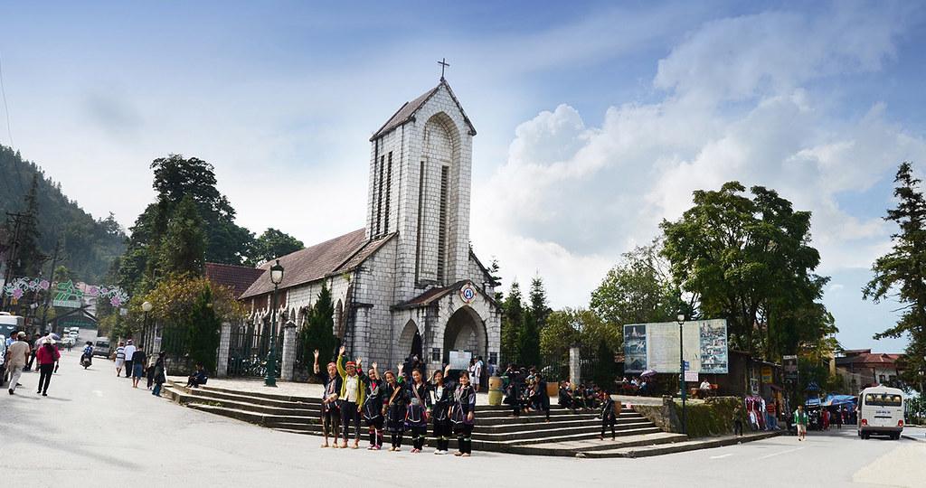 Nhà thờ đá – Sapa