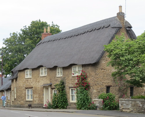 Thatched Cottage in Oakham