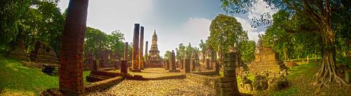 Wat Chedi Chet Thaeo -วัดเจดีย์เจ็ดแถว