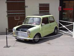 Mini (chrispit1955) Tags: austin mini rover morris leyland mrbean