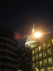 St Paul's Cathedral at Night (bellefox rendezvous) Tags: autumn2011
