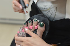 Professional Green (Inesines19) Tags: man hot cute sexy men guy green love feet public tokyo kiss toes toe outdoor masculine nail tasty polish here nails barefoot aragon salon pedicure lovely straight nailpolish tomorrow today suede toenails homme varnish opi ongles pedi vernis