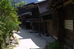 Tsumago village