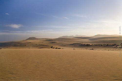 Las dunas de Corralejo - Fuerteventura 2015