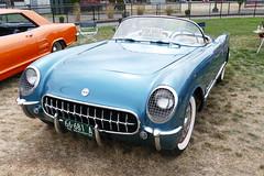 1954 Corvette (bballchico) Tags: chevrolet 1954 corvette goodguys jerrysturlauson