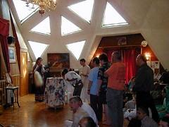Worshipping at New Goloka (Hillsborough, NC)