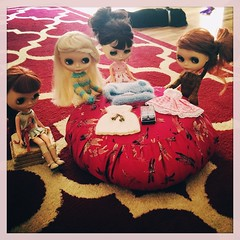 BaD Aug '15, Day 11: Dolly Mail*my first post disappeared???