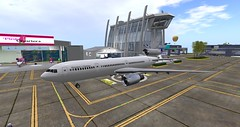 My Newest Kousara's Charters Fleet is DC-10-30. (anukmaneewong1260) Tags: secondlife kousara charters eg aircraft dc1030 airliner airplane aviation large heavy huge airport secondlife:region=westbury secondlife:parcel=flyingburritobrothersunityairportelev153 secondlife:x=162 secondlife:y=223 secondlife:z=154